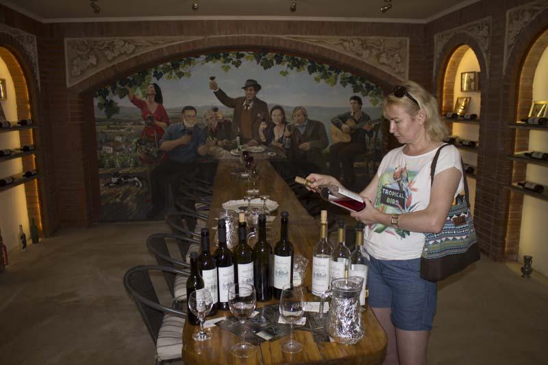 Винодельня Кантина