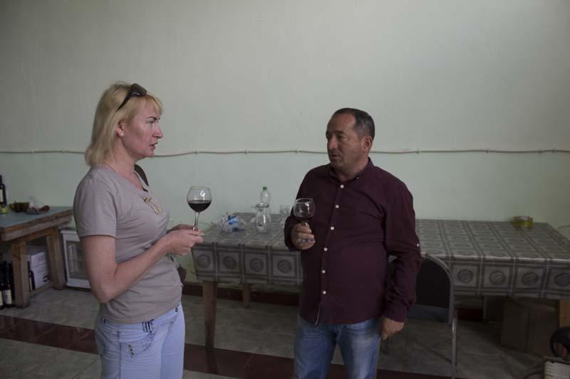 Винодельня Александреули