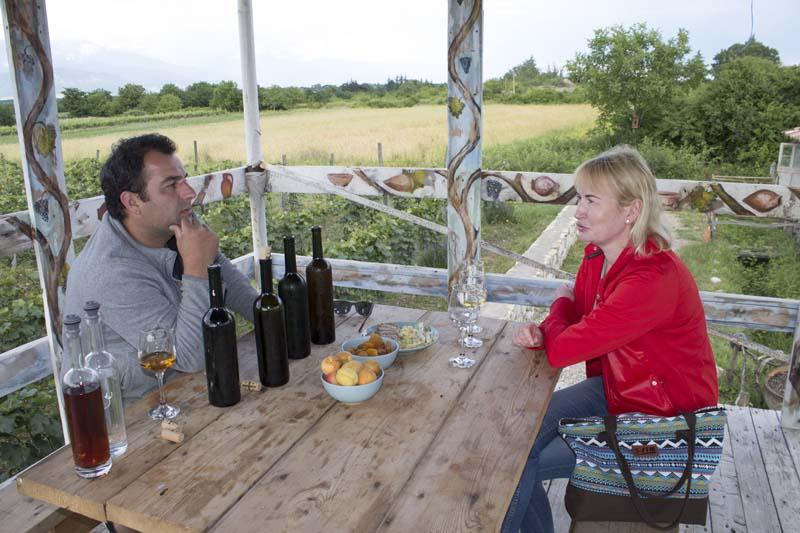 Винодельня в Руиспили